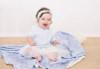 KOKADI Baby Blanket - 100% bamboo 4 layer