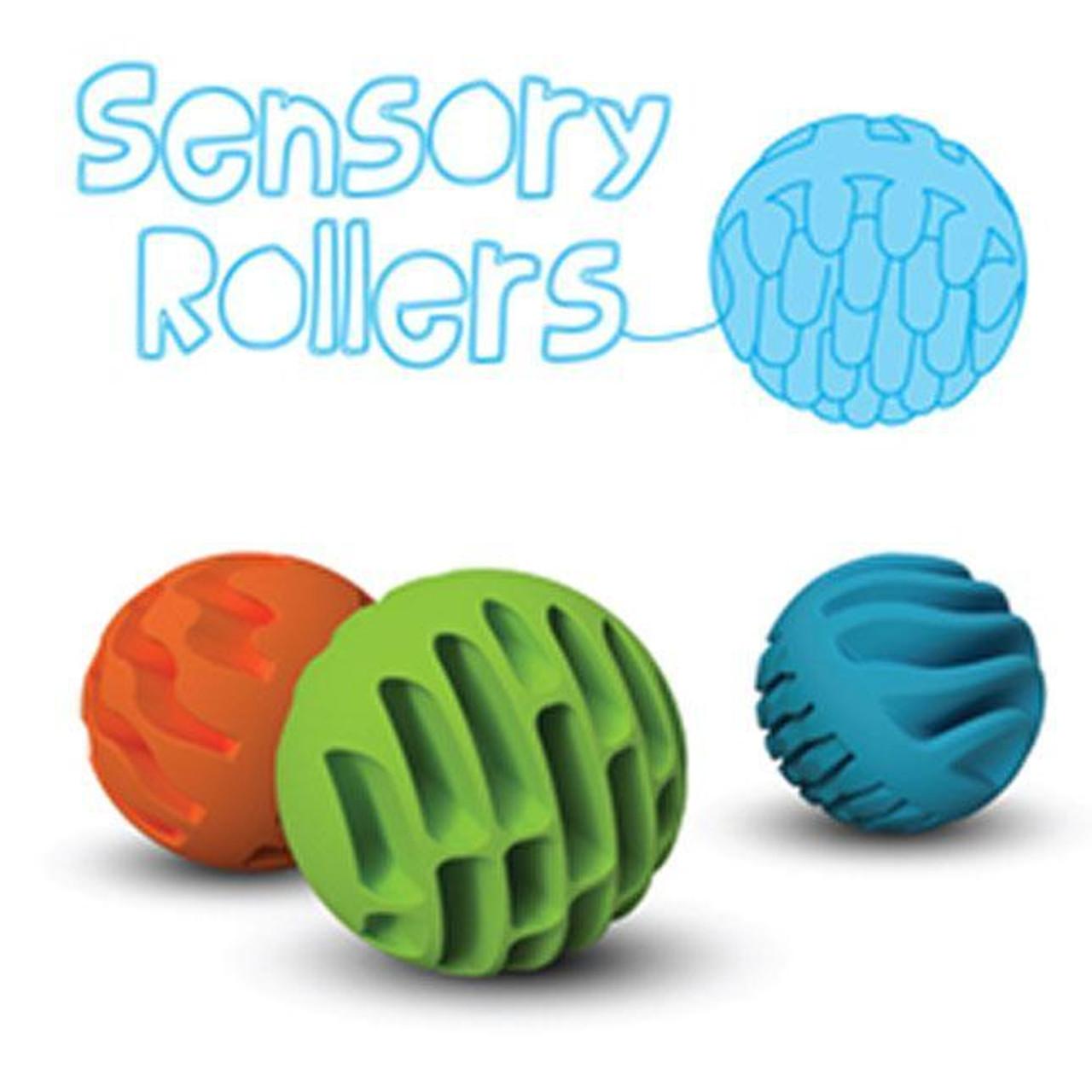Sensory Rollers by Fat Brain