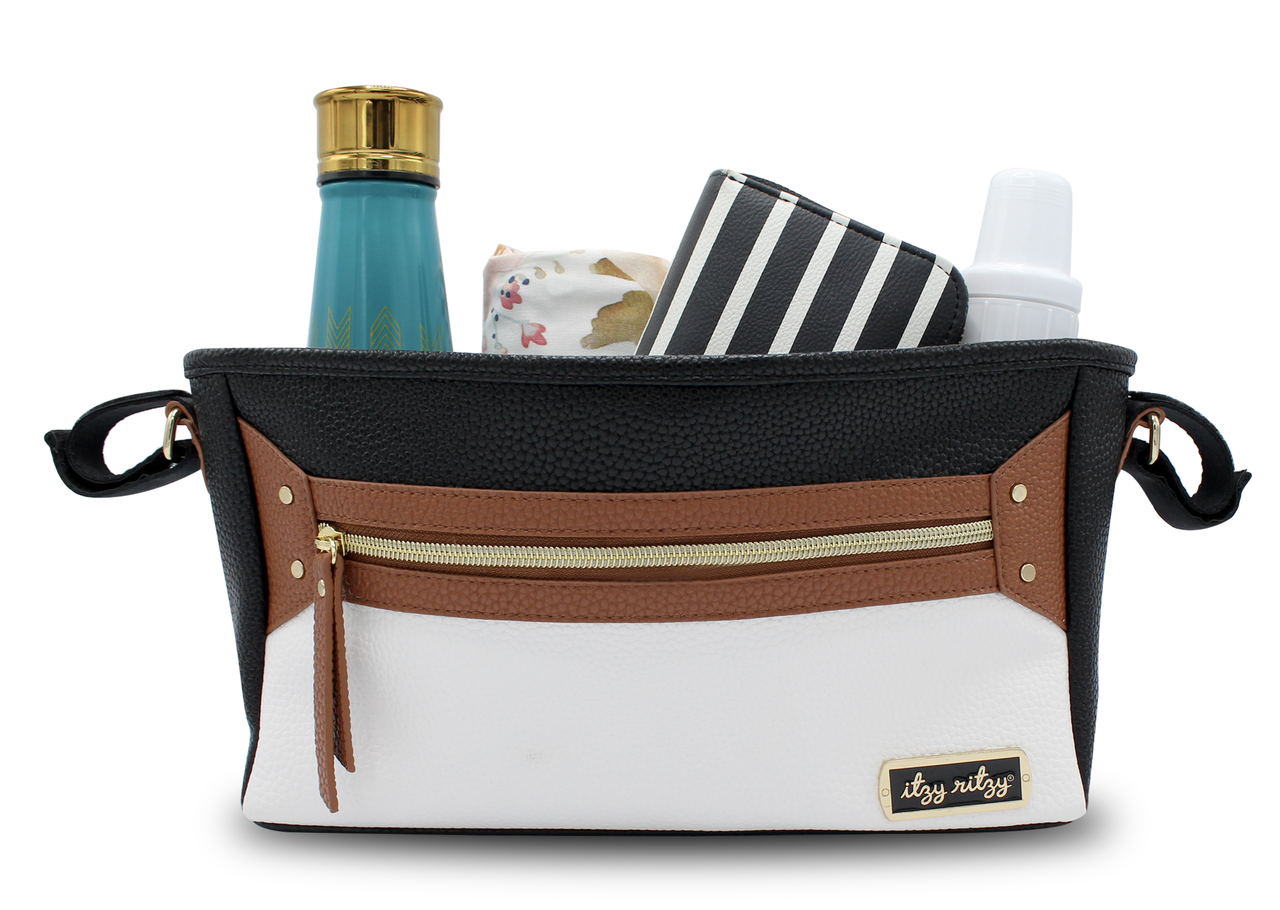Stroller and Diaper Bag Caddy by Itzy RItzy