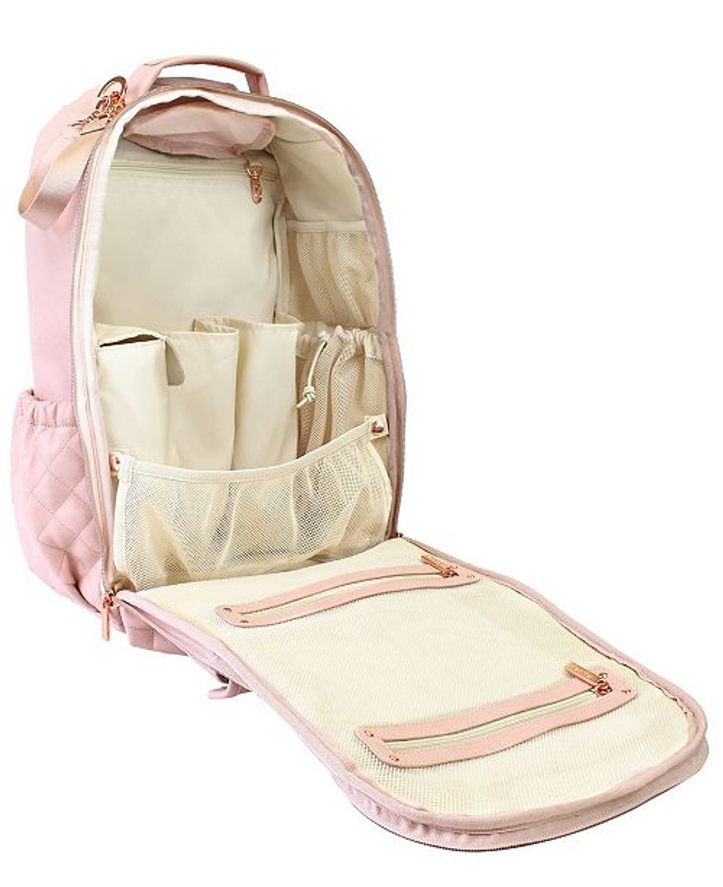 Blush Boss Backpack by Itzy Ritzy