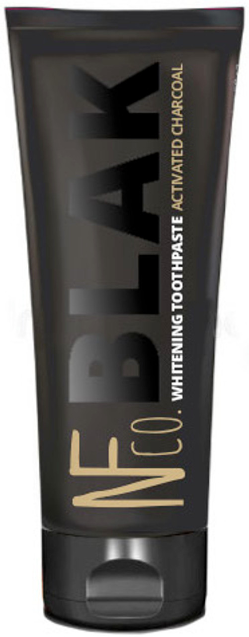 The Natural Family Company BLAK  Charcoal Toothpaste