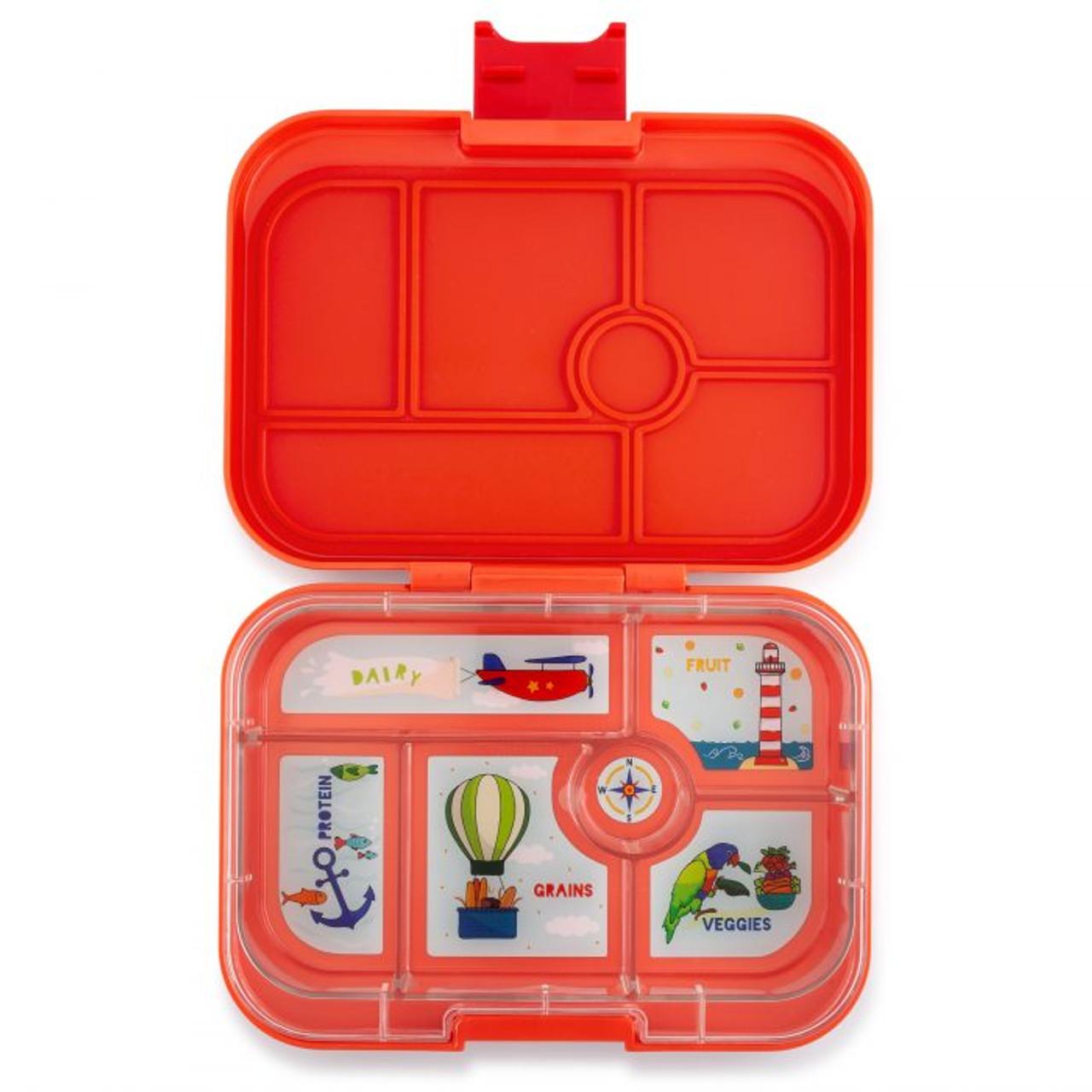 Yumbox Original 6 Compartment Bento Lunchbox