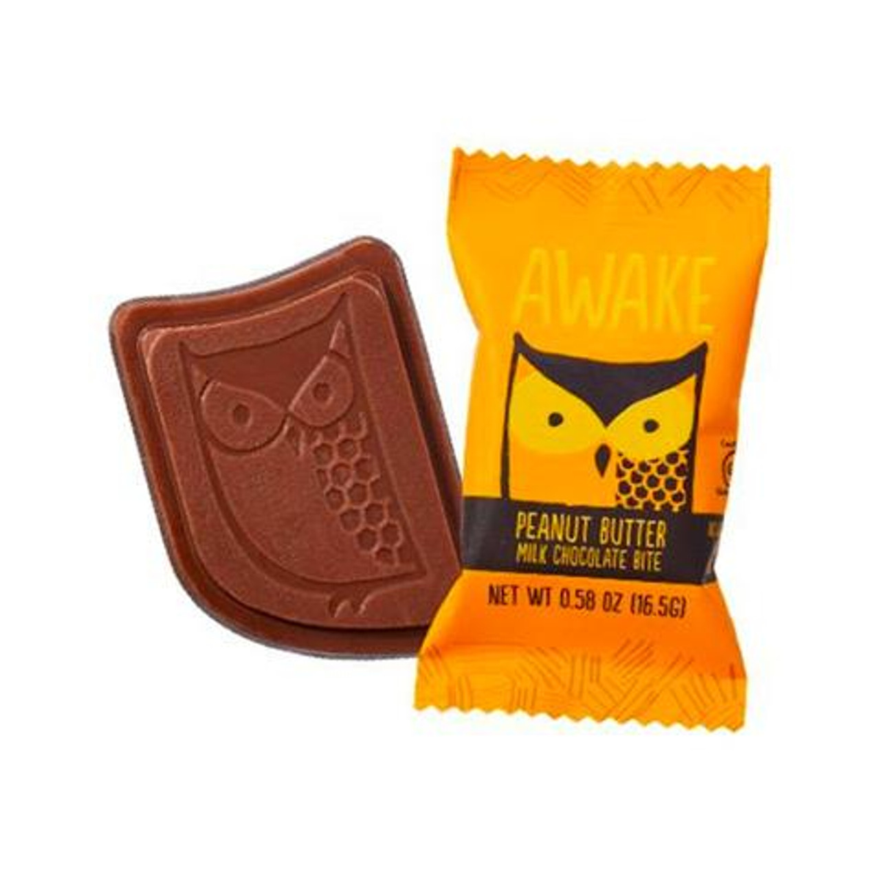Awake Caffeinated Peanut Butter Chocolate Bites