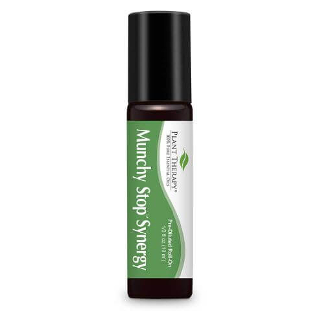 Munchy Stop Prediluted Essential Oil 10 mL ROLL ON by Plant Therapy