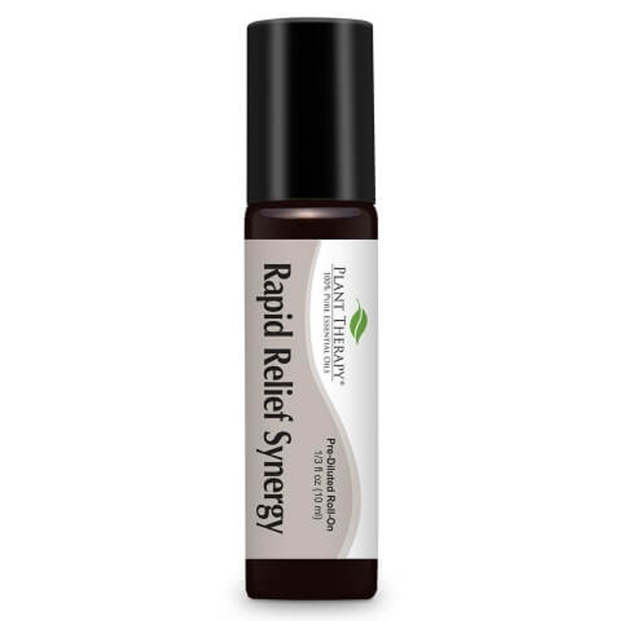 Rapid Relief Synergy Prediluted Essential Oil 10 mL ROLL ON by Plant Therapy