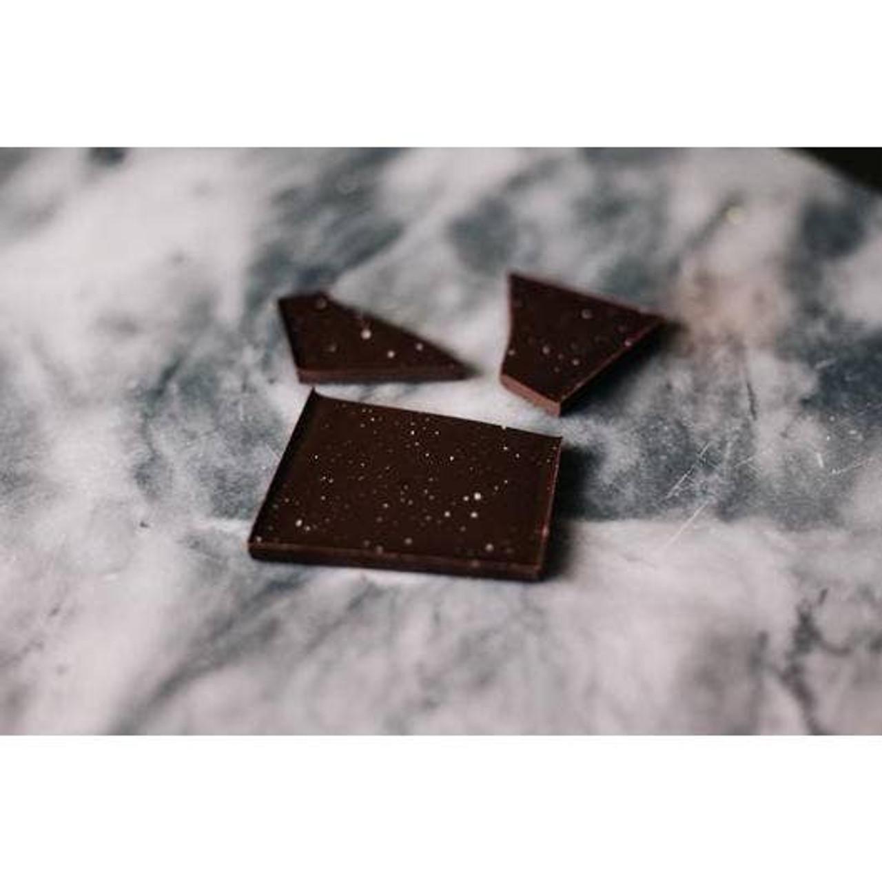 Fleur De Sel Chocolate Dick Taylor Craft Chocolate