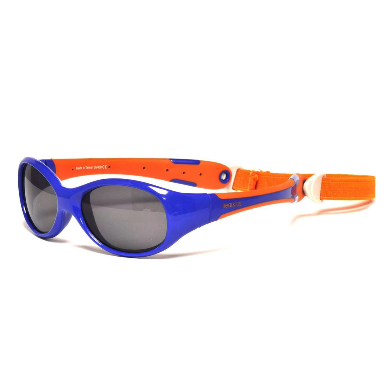 Explorer Sunglasses for Babies Ages 0+ by Real Shades