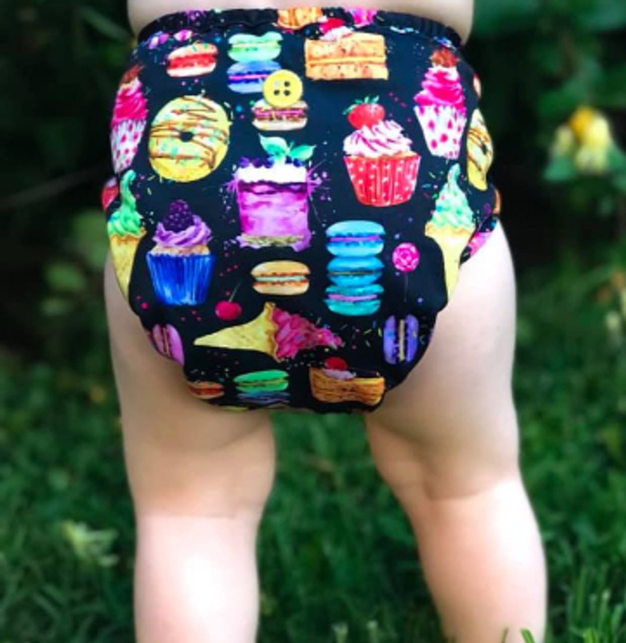 One Size Covers by Buttons Diapers