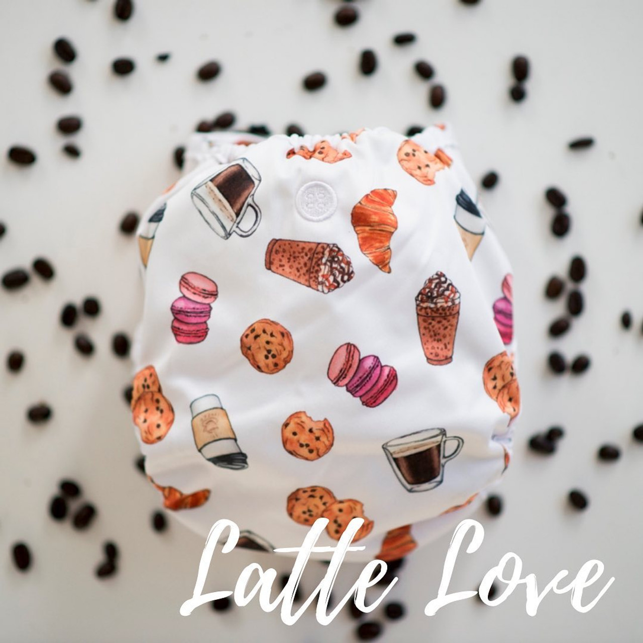 NEW Latte Love & Chocolate by Buttons
