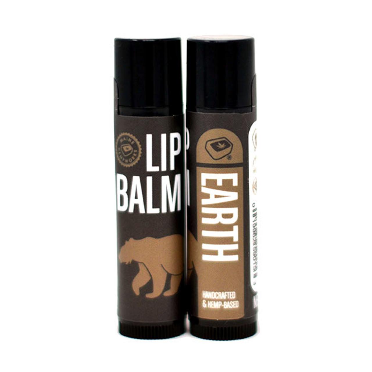 Maine Hempworks Lip Balm - Earth