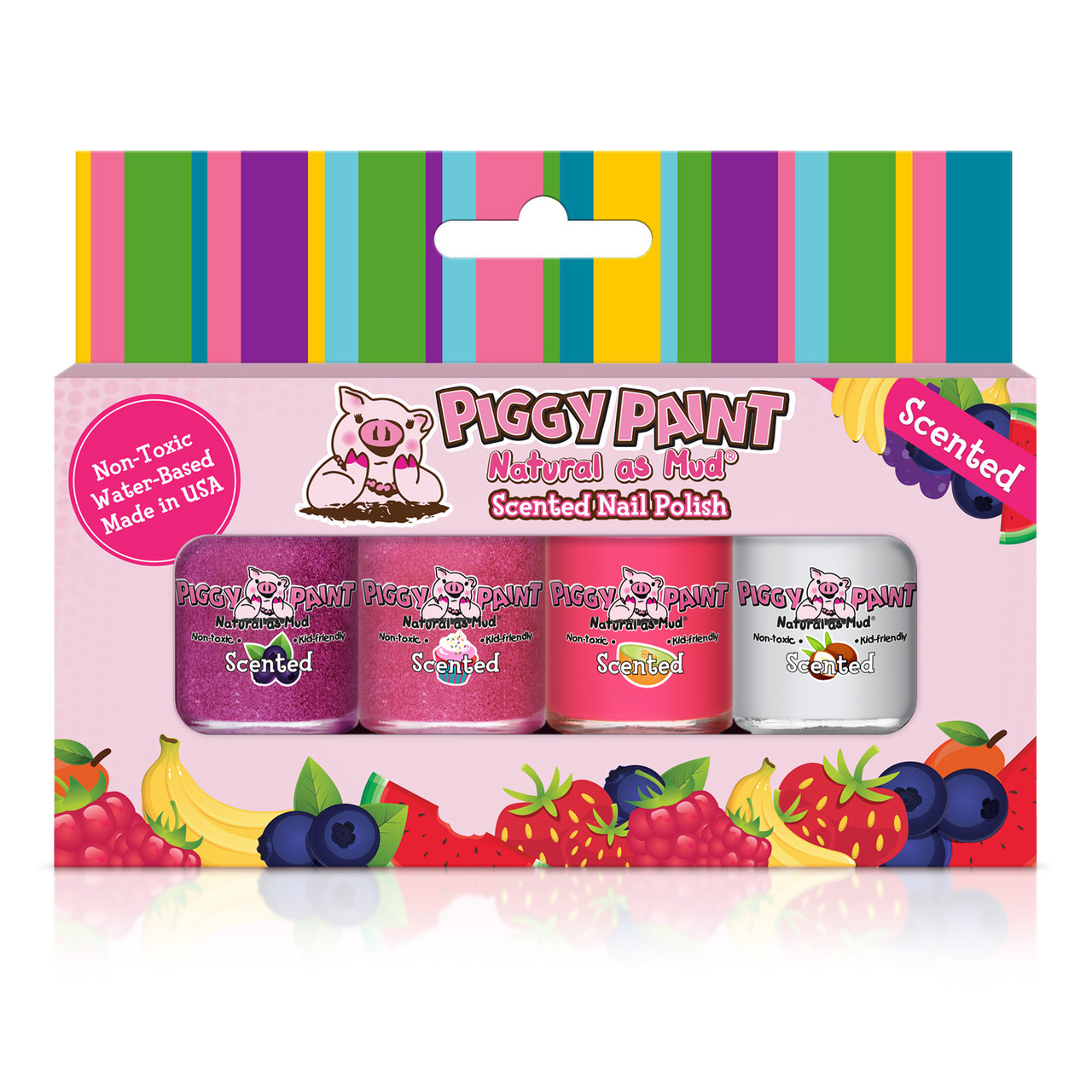 Piggy Paint Scented Sweet Treats Set