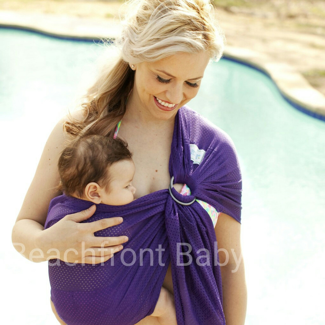 f8bc0e1492d Beachfront Baby Lightweight and Water Ring Sling -