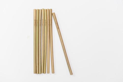 Bamboo Reusable Straws