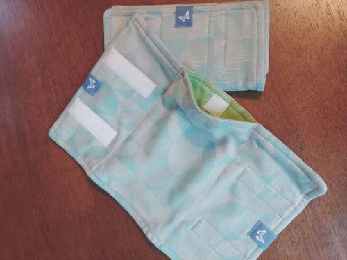 Fidella Strap Protectors with Pocket