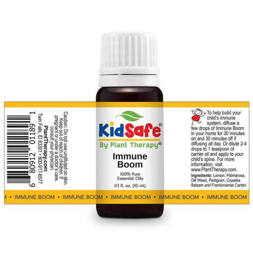 Kidsafe Immune Boom KidSafe Essential Oil 10 mL by Plant Therapy