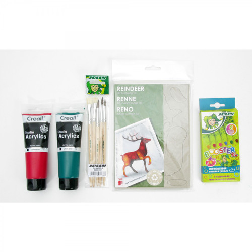 3D Reindeer Craft Kits