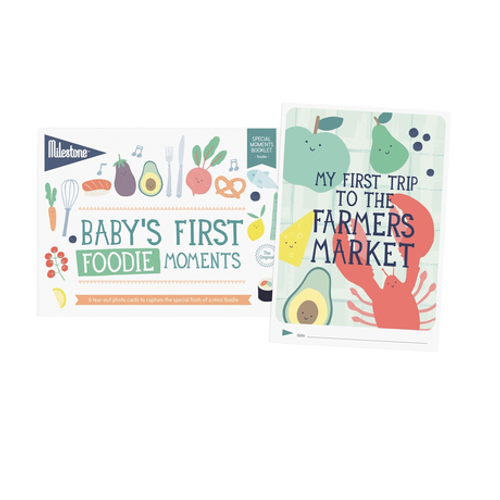 Baby's First Foodie Moments Booklet