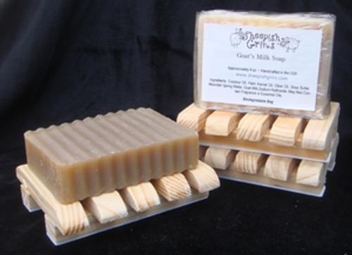Goat's Milk Soap (EO)