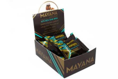 Half Size Kitchen Sink Candy Bar by Mayana Chocolate