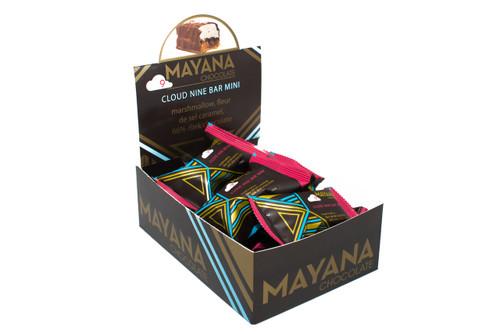Half Size Cloud Nine Candy Bar by Mayana Chocolate