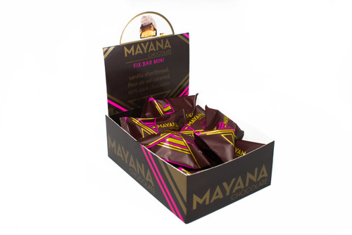 Half Size Fix Candy Bar by Mayana Chocolate