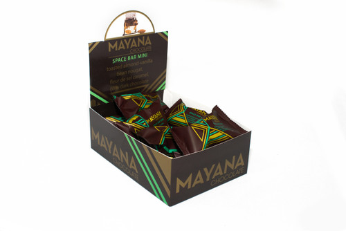Half Size Space Candy Bar by Mayana Chocolate
