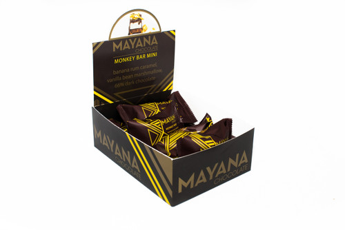 Half Size Monkey Bar by Mayana Chocolate