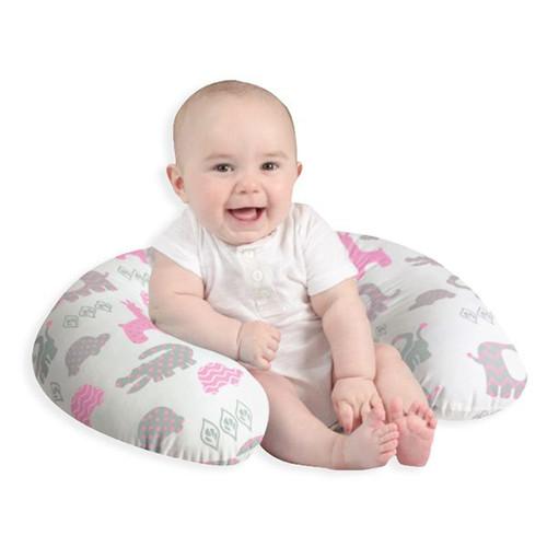 NurSit Nursing and Support Pillow - Gray