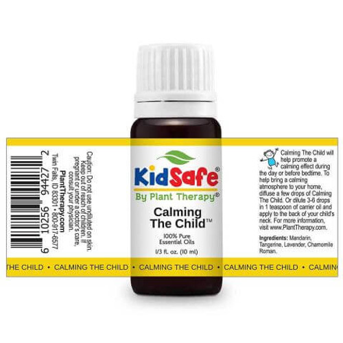 Kidsafe Calming the Child KidSafe Essential Oil 10 mL by Plant Therapy
