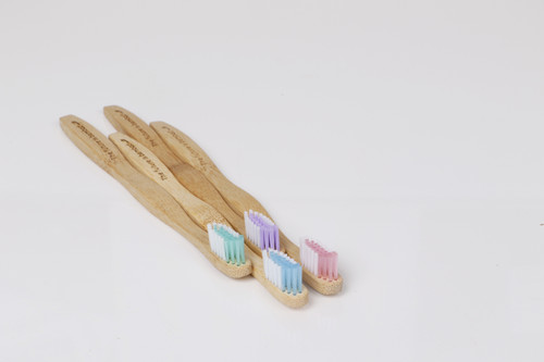 Adult Bamboo Toothbrush by The Future is Bamboo
