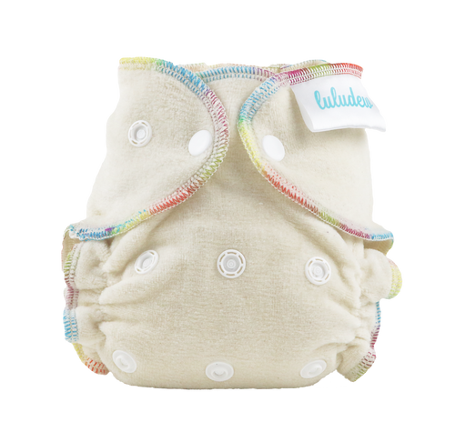 Fitted Cloth Diaper by Luludew