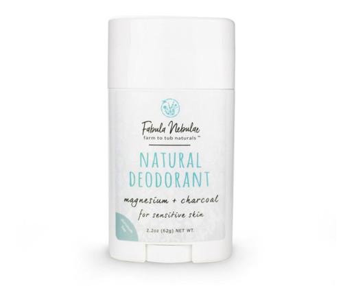 Fabula Nebulae Natural Deodorant (Magnesium & Charcoal)