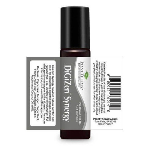 Digizen Synergy Pre-diluted Essential Oil 10 mL ROLL ON by Plant Therapy
