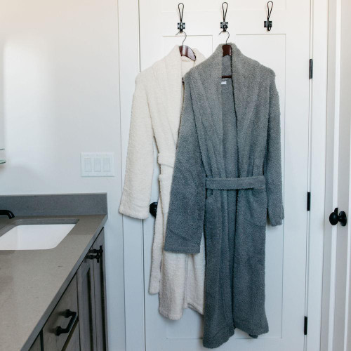 Cozy Bamboni Robes GREY for Men and Women