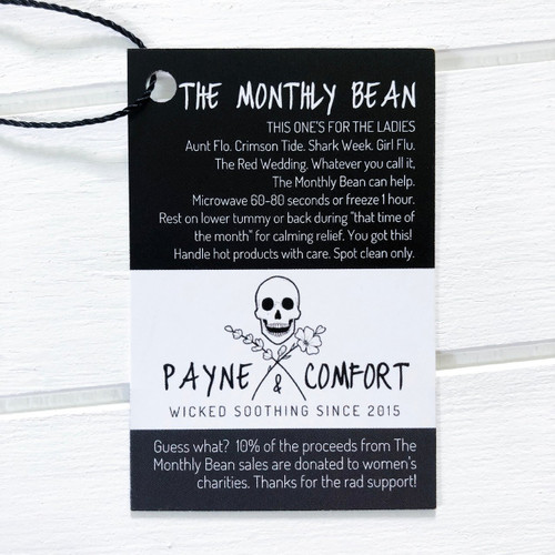 The Basic- Grey Scroll   Unscented by Payne & Comfort
