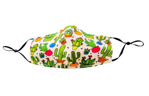 Cactus Face Covering Mask