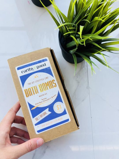 DIY Bath Bomb Kit  by Earthy Goods