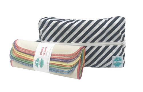 Wipe Bag Sets by Luludew