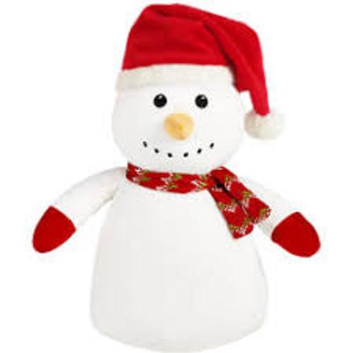 Cubbie Embroidered Snowman