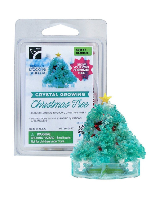 Grow a Crystal Christmas Tree Kit