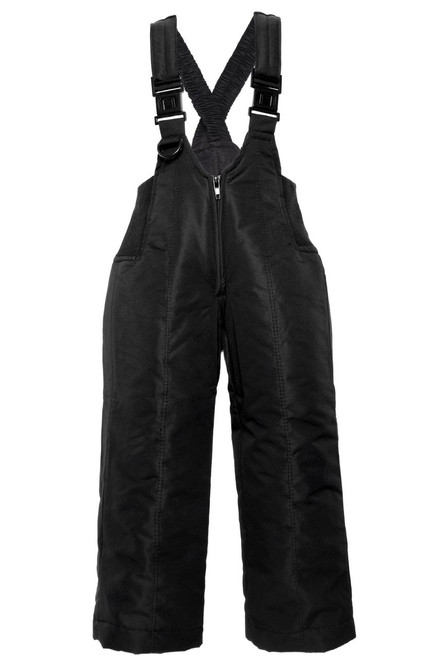 Snow Stopper Ski Pants Bibs Black