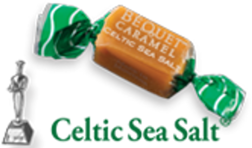 Bequet Celtic Salt Caramels 5 pc Grab N Go Bag