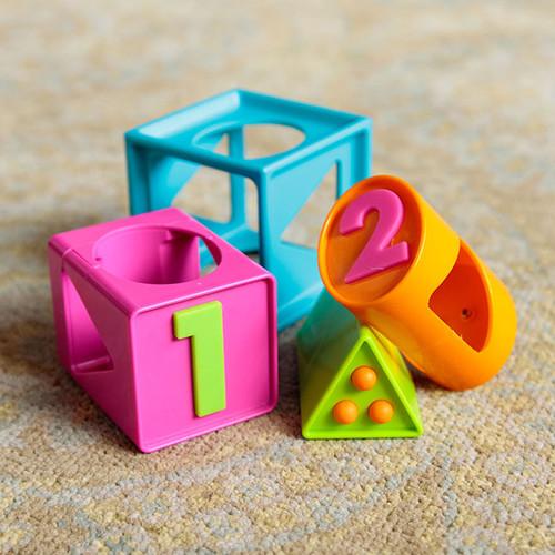 Smarty Cube 123 by Fat Brain