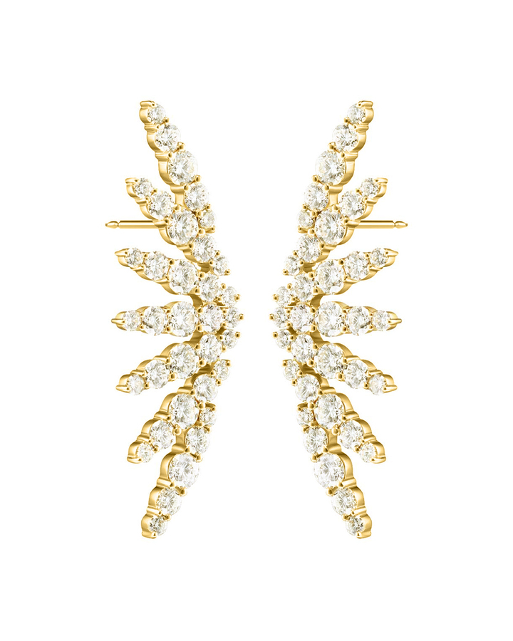 Harley Gold Earrings