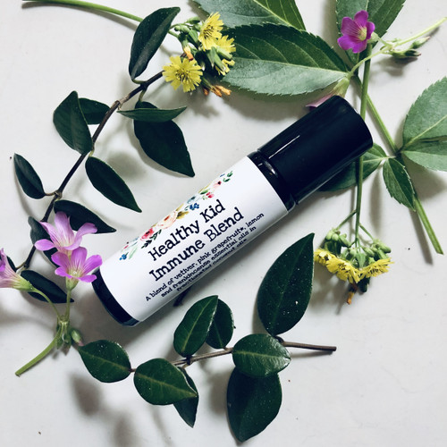 Healthy Kid Immune Blend Rollerball