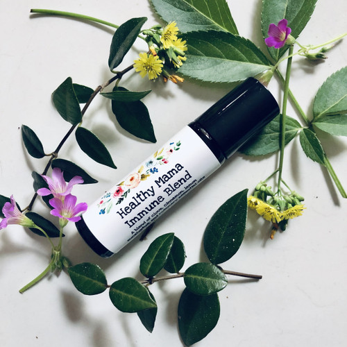 Healthy Mama Immune Blend Rollerball