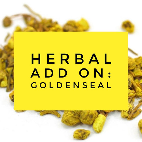 Goldenseal Herbal Add On
