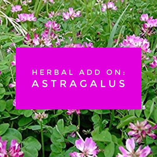 Astragalus Herbal Add On