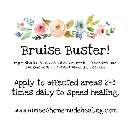 Bruise Buster! Rollerball