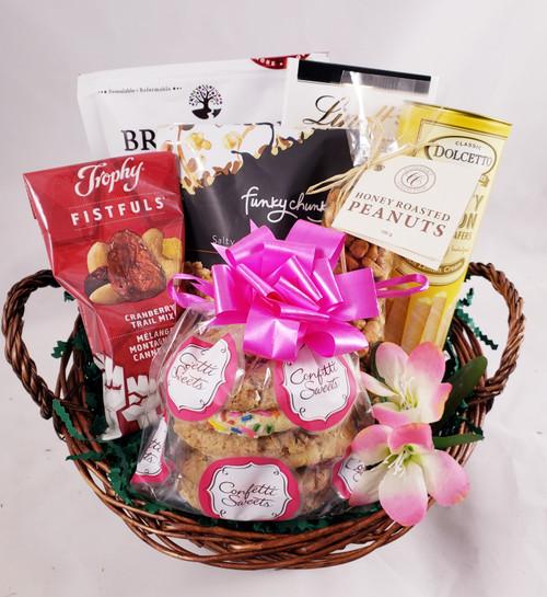 Gourmet Gift Basket - Edmonton Gift Baskets